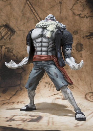 "Bandai Tamashii Nations Hordy Jones ""One-Piece"" FiguartsZERO Figure (japan import) 2"