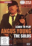 Learn to play Angus Young - The Solos  (+ CD)
