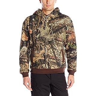 Arborwear Men's Double Thick Pullover Sweatshirt, Mossy Oak - Break up Country, 4X-Large