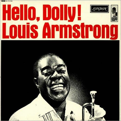 Louis Armstrong Hello, Dolly! 1964 UK vinyl LP SH-R8190 (Hello Dolly 1964)