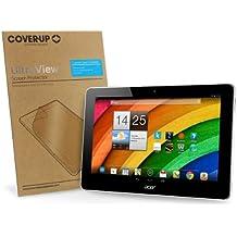 """Cover-Up UltraView Protector de Pantalla Cristalino para Acer Iconia A3 / A3-A10 (10,1"""") Tableta"""