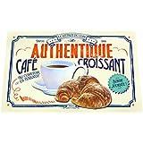 """Natives - Set de table """"Café-Croissant"""""""