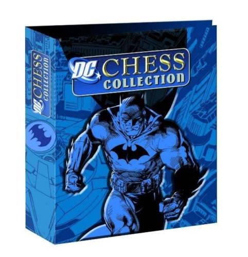 DC Comics - Archivador 16 revistas colección Ajedrez