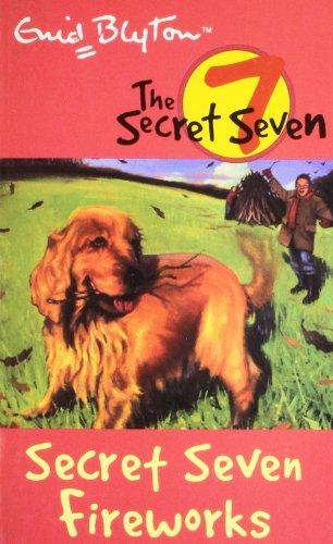 Secret Seven: 11: Secret Seven Fireworks (EPZ) (Paperback)