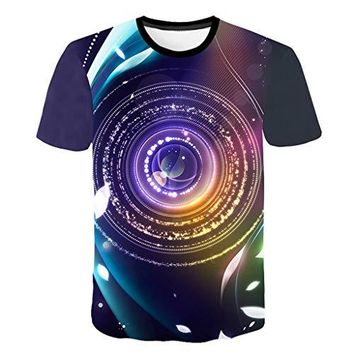 Cowboy Dallas Jungen Für Kostüm - serliyHerren T-Shirts 3D Muster Kurzen Ärmels Kurzarm Shirt Sport Fitness T-Shirt Rundhalsausschnitt Lässige Graphics Tees