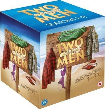 Two and a Half Men (Seasons 1-11) - 37-DVD Box Set ( ) [ UK Import ]