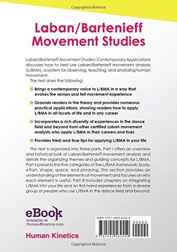 Labanbartenieff Movement Analysis: Contemporary Applications