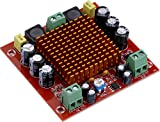 Yeeco 150W Mono Canale Audio Energia Amplificatore AMP Tavola DC 12-26V Digitale Stereo Amp Modulo per Auto Veicolo Computer Altoparlante Fai da te Suono Sistema Altoparlante Casa Teatro