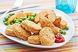 Country Range Frozen Battered Chicken Breast Nuggets 22g - 1x1.06kg
