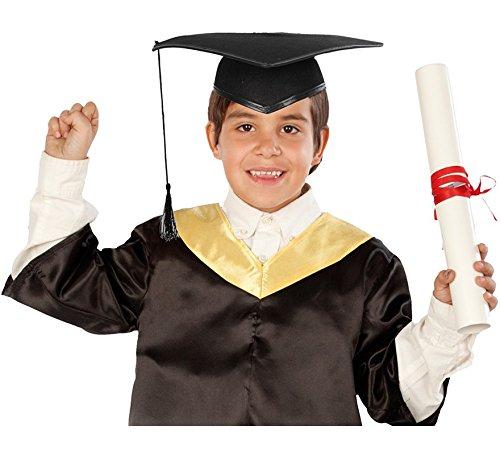 EUROCARNAVALES Birrete de Graduado Infantil