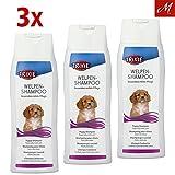 3x Trixie Welpen-Shampoo - 250 ml