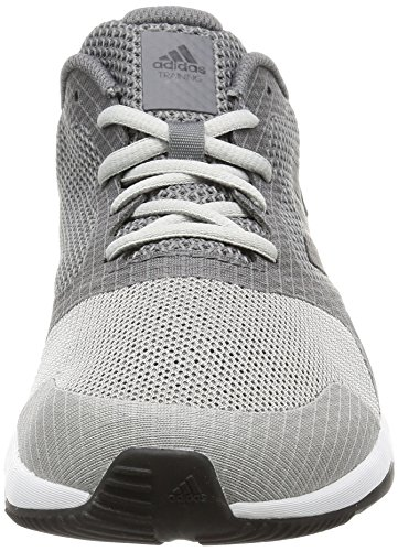 adidas Herren Crazytrain 2 Cf M Laufschuhe Grau (Grey Two /core Black/grey Four )
