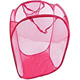 India Best Seller Foldable Laundry Basket Bag for Storage of Clothes, Toys, Big (k105)