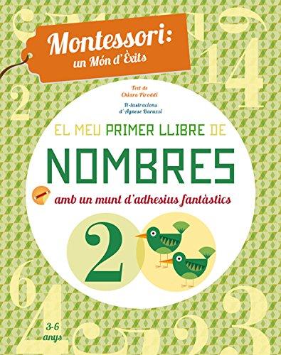 EL MEU PRIMER LLIBRE DE NOMBRES(VVKIDS)