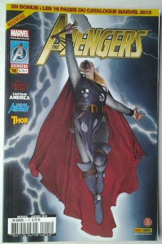 Avengers 01 thor