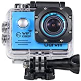 Action Cam WiFi Full HD Unterwasserkamera