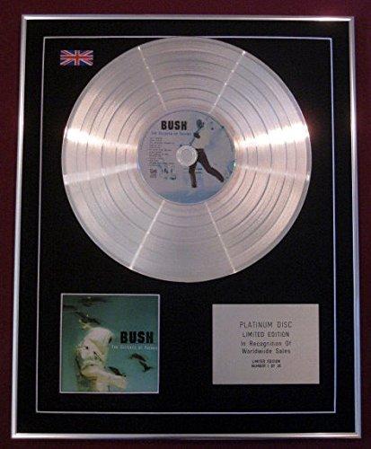 Bush-CD platinum disc-Una Scienza Delle Cose.