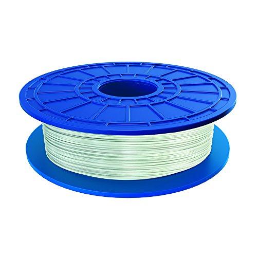 Dremel PLA Filament auf pflanzlicher Basis hergestellt, recyclebar, 1,75 mm, 3D Drucker, weiß, 26153D01JA