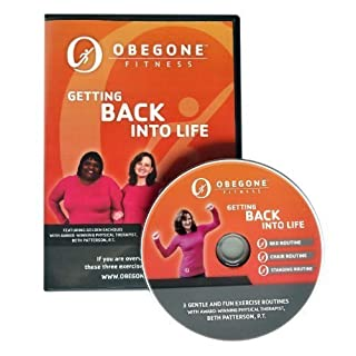 Obegone Fitness: Overweight Edition- Beth Patterson PT, CYT by CYT - Goldon Eachols Beth Patterson PT