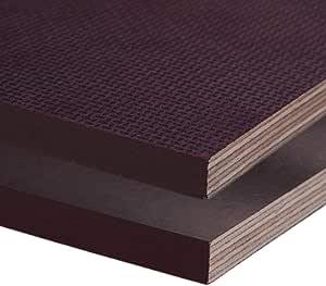 Siebdruckplatte 18mm Zuschnitt Multiplex Birke Holz Bodenplatte 60x100 cm