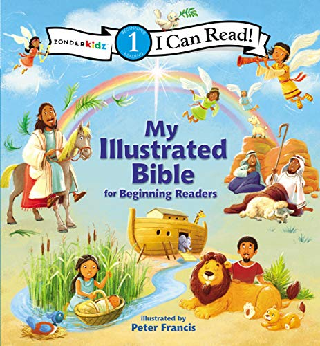 I Can Read My Illustrated Bible: for Beginning Readers, Level 1 (I Can Read!) (English Edition)