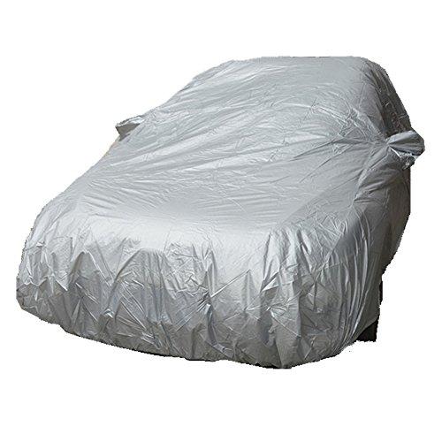 PolarLander XXL volle Auto-Abdeckung atmungsaktiv UV-Schutz im Freien Innenschild Wasserdicht Auto-Abdeckungen Car Styling