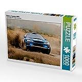 Subaru Impreza WRC 1000 Teile Puzzle quer (CALVENDO Sport)