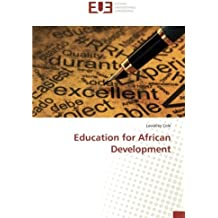 Education for African Development