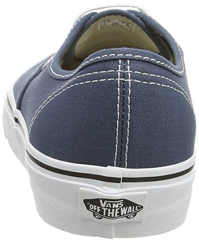 Vans Authentic, Sneakers Basses Mixte Adulte Bleu (Orion Blue/True White)