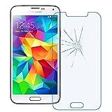 ProBagz® Panzerglas 9H für Samsung Galaxy S5 mini G800 Display Schutzglas Tempered Glass Panzer Folie Echt Glas