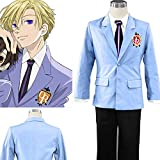 I TRUE ME Ouran High School Host Club Suit Haut Uniforme Blazer Cosplay Costume...