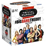The Big Bang Theory - Juego Trivial Pursuit, color blanco (Eleven Force 82899)
