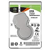 Seagate ST2000LXZ01/LX001 2TB Firecuda Gaming Sshd 6,3cm interno Solid state Hybrid Drive per PC e PS4