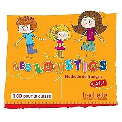 Les Loustics 1 : CD audio classe (x3)