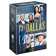 Coffret dallas, saion 1 à 3 (DVD)
