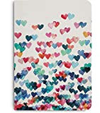 #8: DailyObjects Heart Connections A5 Notebook Plain