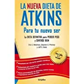 By Varios ; Eric C Westman ( Author ) [ Nueva Dieta de Atkins By Dec-2011 Paperback