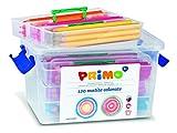 MOROCOLOR Matite colorate jumbo Primo - 53x26,5x29 cm - valigetta - assortiti - 511MAXI120 (conf. 120)