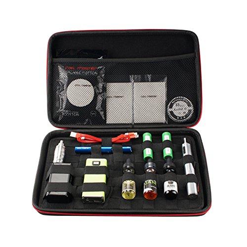 Coil Master KBAG New Vape Tasche Vape Fall Tragbare Tasche für VAPE Coil supplys & Universal Electronics Zubehör