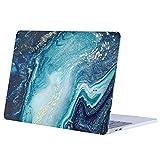 MOSISO Coque Compatible avec MacBook Pro 15 Pouces A1990 A1707 2019/2018/2017/2016 -...
