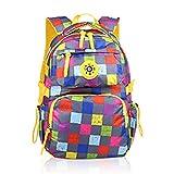 GudeHome Leicht Schule Rucksack Schule Laptop Tasche für Teens Mädchen Studenten 9 Farben