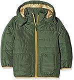 ESPRIT KIDS Jungen Jacke RM4211609, Grün (Olive 580), 128 (Herstellergröße:XS)