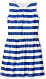NAME IT Mädchen Kleid NITHARIA SPENCER NMT 13138327, Gr. 140, Mehrfarbig (Mazarine Blue)