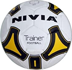 Nivia Dynamic Synthetic Trainer Football, Size 5 (Multicolor)