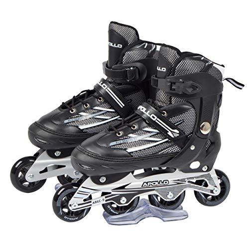 Apollo Super Blades Pro Skate RX Inline-Skates, größenverstellbar (41-45) Rollerblades für Kinder und Erwachsene, Unisex