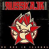 Anklicken zum Vergrößeren: Russkaja - No One Is Illegal Ltd. Edt. (Audio CD)