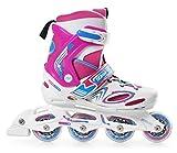 SMJ sport Inline Skates Sonar, Mehrfarbig, 28-31