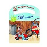 Mein Siggi Blitz Buch mit CD - Siggi verläuft sich