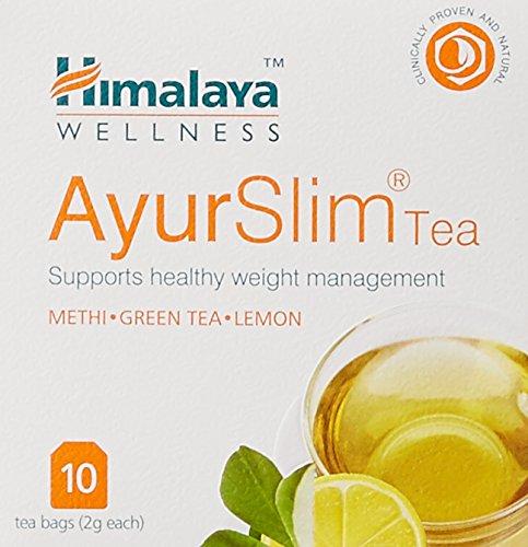 Himalaya Ayur Slim Tea - 2 g (10 Tea Bags)