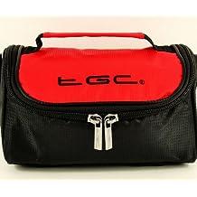 New TGC rosso e nero a tracolla custodia per fotocamera reflex Leica M m-e m-9m-9p m Monochrom M7MP V-Lux 40V-Lux 3–Bridge fotocamere e videocamere